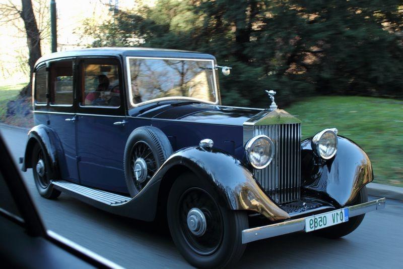 Rolls Royce 1935